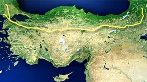 Azeri Gazına 2 Milyon Tonluk Boru