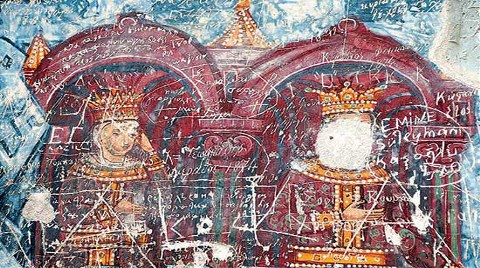 Sümela Manastırı Yenileniyor