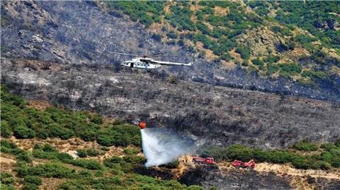 Günde 15-25 Orman Yangını Çıkıyor