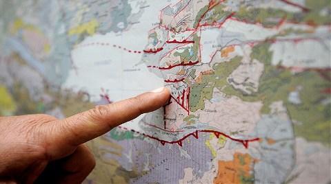 """""""Deprem Haritası"""" Değişiyor"""