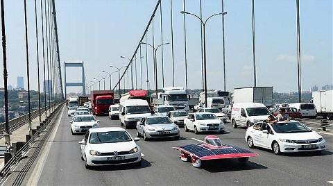 Güneş Arabası Ankara Yolunda!