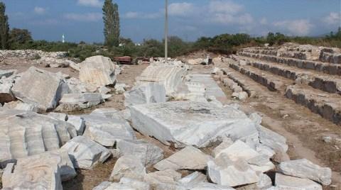 Kyzikos Antik Kenti'nde Kazı Çalışmaları Başladı