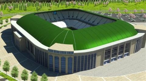 Atatürk'ün Mirası Üzerine Stadyum!