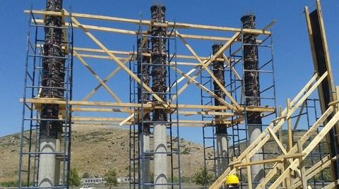 GEOTUB Rundsäulen bei Erdbeben-Risiko