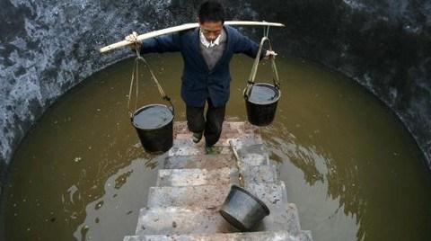 Çin'de 20 Milyon Kişiye Arsenikli Su Tehdidi