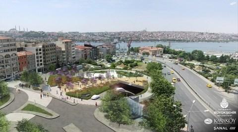 Şişhane'ye İstanbul'un En Büyük Otoparkı!