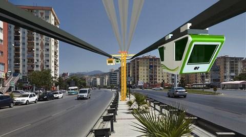 İzmir'in Ulaşımına 4 Yeni Proje
