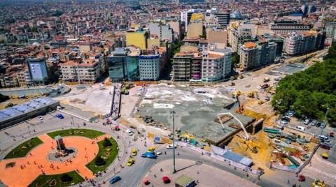 Taksim Meydanı Trafiğe Kapatıldı