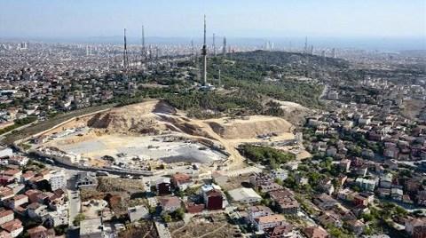 """Havadan """"Beton İstanbul"""" İşte Böyle Görüntülendi!"""