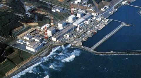 Fukuşima Nükleer Santralı'na Buz Duvarı