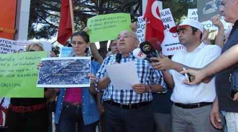 İzmir'de 'Diren Ağaçlı Yol' Eylemi!