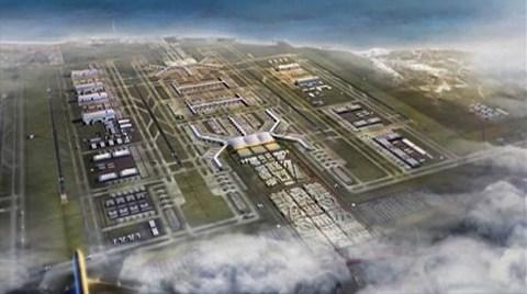 3. Havalimanı Madene Tosladı