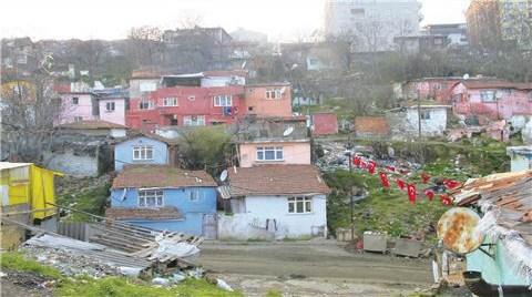 'Şen Mahalle' Betonlaşıyor!