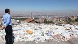 Ankara Manzaralı Hafriyat Çöplüğü