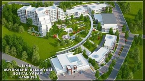 İzmir'de '64.8 Milyonluk' Yeni Yaşam!