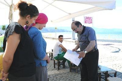 Trabzon Sahili Dolduruluyor!