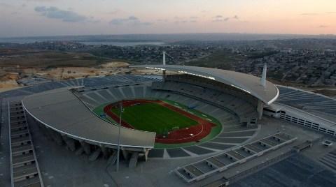 """Euro 2020 için """"Açılır-Kapanır"""" Çatı"""