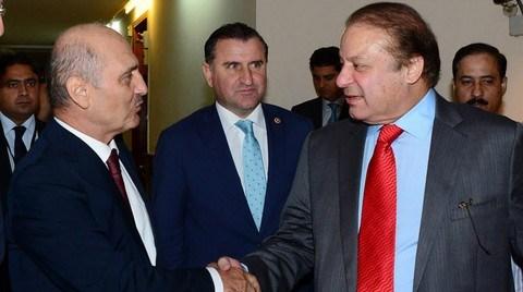 Pakistan da TOKİ Dedi