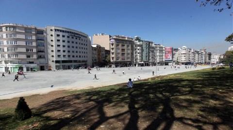 """Taksim """"Yeraltı""""na İndi!"""