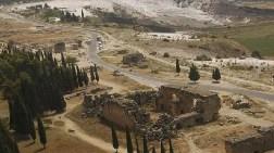 Antik Yola Dökülen Asfalt Sökülecek