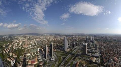 Türkiye'nin En Yüksek Binasında Yangın Paniği!