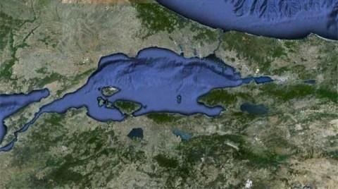 İki Marmara Denizi Kuruttuk!