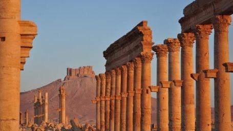 Suriye'nin Tarihi Anıtları Tehdit Altında!