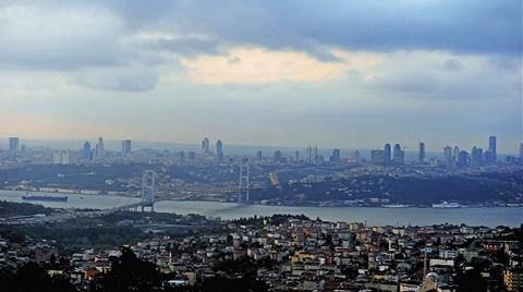 İstanbul'a Temiz Hava Giremiyor