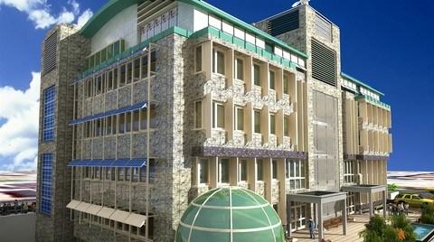 Geleceğin Kentleri Yeşil Binalardan Oluşacak