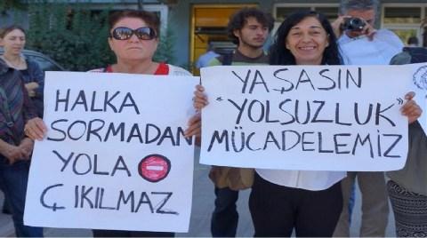 Erdoğan'a 'Orman' Yanıtı