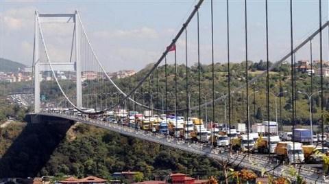 Fatih Sultan Mehmet Köprüsü'nde Büyük Risk!