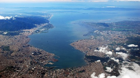 İzmir Körfezi'ni Bitirecek Projeye Onay!