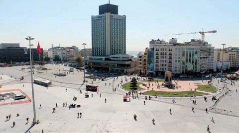 "Topbaş: ""Taksim Meydanı'na Bolca Ağaç Dikilecek"""