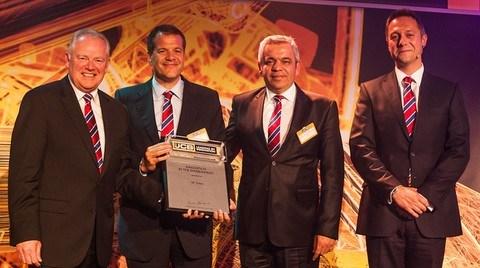 SİF İş Makinaları'na 'Çevre Konusunda Yenilikçilik' Ödülü