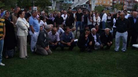 """İstanbul'un """"Dönüşüm Mağdurları"""" Birleşiyor"""