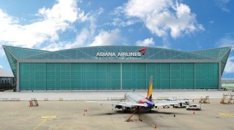 Seul Incheon Havalimanı Asiana Airlines, Panolux'ü Tercih Etti