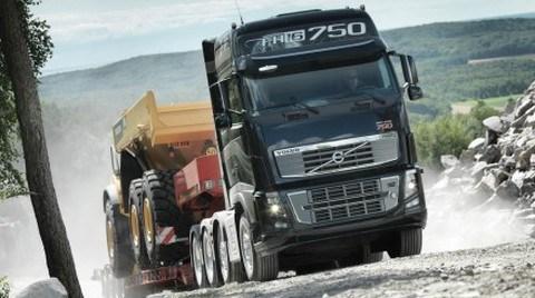 Türkiye'nin Ulaşım Altyapı Projeleri Volvo Trucks'ı Heyecanlandırıyor