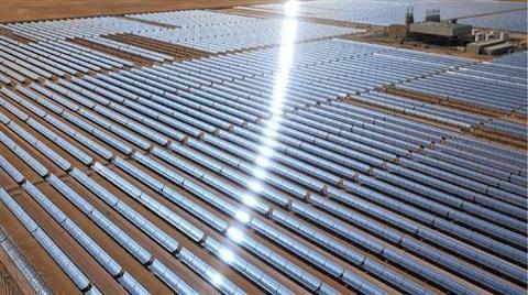 Afyon'un İlk Güneş Enerji Santrali