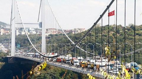 Boğaz Köprülerinin Onarım İhalesi Yapıldı