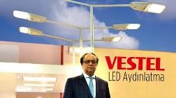 Vestel Sokakları Akıllı LED ile Aydınlatmaya Talip