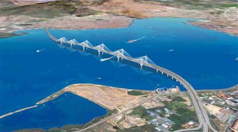 Körfez Köprüsü İnşaatında Kritik Gün