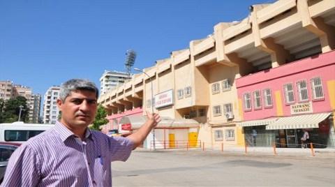 Şehir Plancılarından Stadyumun İmar Değişikliğine Dava