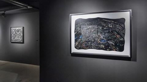 "Nishino'dan Kentsel İzlenimler; ""Diorama Maps"""