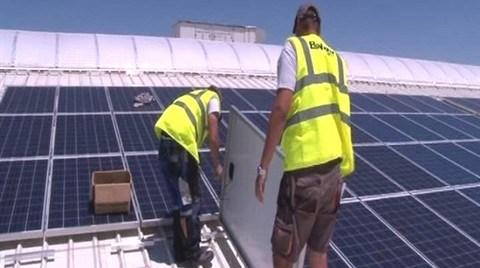 Bu Fabrikada Mobilyalar Güneş Enerjisiyle Üretilecek