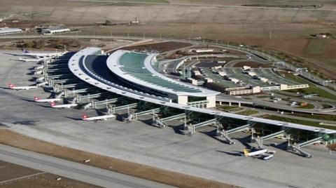 3. Havalimanının 'Mania Planı' Hazır