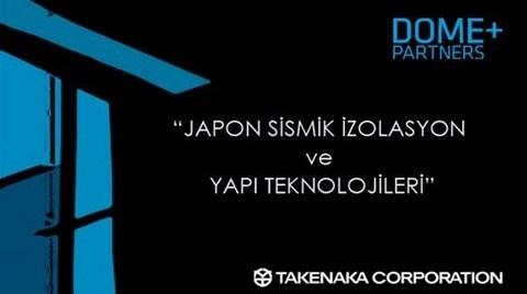"""""""İleri Japon Sismik İzolasyon ve Yapı Güçlendirme Teknolojileri"""""""