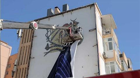 Beşiktaş'ın Mozaikleri Geri Dönüyor
