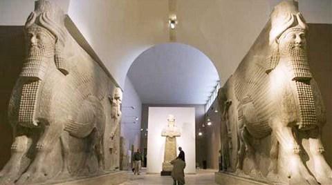 Irak'a Havaalanı Büyüklüğünde Müze