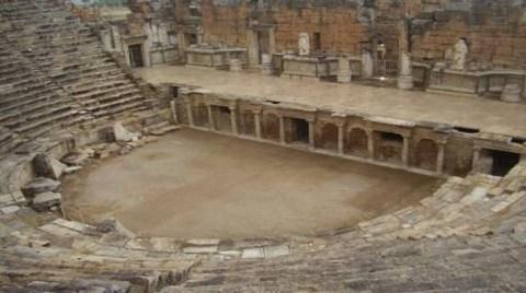 Antik Tiyatronun Restorasyonu Tamamlandı