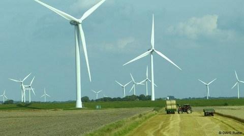 Almanya Ekolojik Elektrik Enerjisi İhraç Edecek